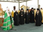 Слово Святейшего Патриарха Кирилла в неделю Всех святых в Свенском Успенском монастыре