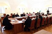 Состоялось первое заседание оргкомитета ХХ Международных Рождественских образовательных чтений