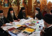 Пастырская комиссия Всеправославной архиерейской ассамблеи Британских островов подготовит рекомендации относительно единой практики исповеди и причастия