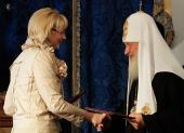 Подписано Соглашение о сотрудничестве между Русской Православной Церковью и Министерством здравоохранения и социального развития России