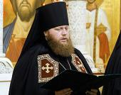 Слово архимандрита Саввы (Михеева) при наречении во епископа Воскресенского, викария Московской епархии