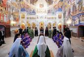Состоялось наречение архимандрита Саввы (Михеева) во епископа Воскресенского