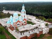 Завершился визит Святейшего Патриарха Кирилла на Валаам