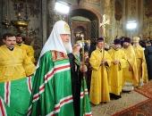 Святейший Патриарх Кирилл: Если доминантой нашей жизни будет по-прежнему стремление как можно больше заработать, то нас ждут еще большие катастрофы