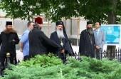 Делегация Румынской Православной Церкви посетила Свято-Успенский монастырь в Одессе