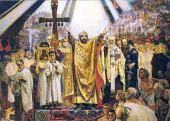 Ежегодно в День Крещения Руси во всех храмах Русской Православной Церкви будет совершаться молебное пение по особому чину