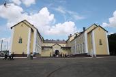 Предстоятель Русской Церкви совершил освящение паломнического центра в Иоанно-Богословском Макаровском монастыре г. Саранска