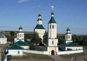 Иоанно-Богословский Макаровский мужской монастырь (г. Саранск)