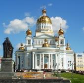 Кафедральный собор святого праведного воина Феодора Ушакова (г. Саранск)