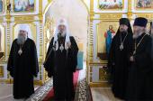 Слово Святейшего Патриарха Кирилла в Казанском храме поселка Ромоданово (Мордовия)