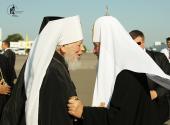 Начался Первосвятительский визит Святейшего Патриарха Кирилла на Украину