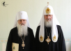 Чин возведения архиепископа Ташкентского и Узбекистанского Викентия в сан митрополита
