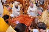 Освящен первый в Донбассе университетский храм