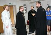 Епископ Бронницкий Игнатий возглавил встречу представителей православных молодежных организаций юга России
