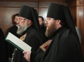 Слово архимандрита Игнатия (Депутатова) при наречении во епископа Шахтинского и Миллеровского