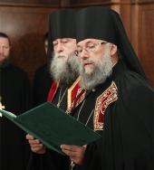 Слово архимандрита Иннокентия (Яковлева) при наречении во епископа Нижнетагильского и Серовского