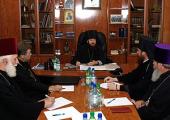 Состоялось первое заседание Синодальной комиссии по канонизации святых Православной Церкви Молдовы