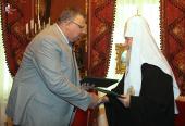 Русская Православная Церковь и Федеральная таможенная служба России подписали соглашение о сотрудничестве