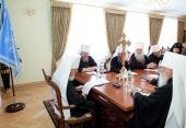 Утвержден состав Синодальной комиссии по делам монастырей Украинской Православной Церкви