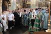 Патриаршее служение в Успенском соборе Кремля в праздник Успения Пресвятой Богородицы