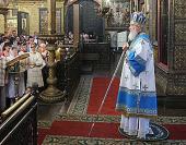 Проповедь Святейшего Патриарха Кирилла в праздник Успения Пресвятой Богородицы в Успенском соборе Кремля