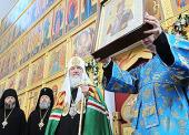 Святейший Патриарх Кирилл: Вера православная является общим домом для всех нас