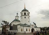 Иркутский Знаменский женский монастырь