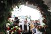 Первосвятительский визит в Иркутскую епархию. Божественная литургия в Знаменском женском монастыре Иркутска. Хиротония архимандрита Серафима (Кузьминова) во епископа Каменского и Алапаевского