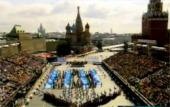 Святейший Патриарх Кирилл принял участие в торжественной церемонии, посвященной празднованию Дня города Москвы