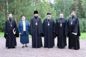 Представители Русской Православной Церкви принимают участие в XV богословском собеседовании c Евангелическо-Лютеранской Церковью Финляндии