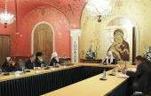 Святейший Патриарх Кирилл возглавил заседание Комитета по премиям памяти митрополита Макария (Булгакова)