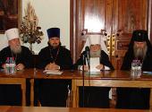 Комиссия Межсоборного присутствия подготовила проект документа «Миссионерско-катехизическое значение православного богослужения для проповеди христианства в современном мире»