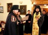 Состоялось наречение архимандрита Ионы (Черепанова) во епископа Обуховского, викария Киевской епархии