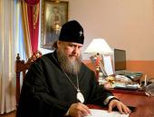 Митрополит Астанайский и Казахстанский Александр: «Святые мученики за Христа — слава и украшение нашей Церкви»