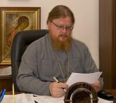 Епископ Подольский Тихон: Если не строить храмы, в детсады ходить скоро будет некому