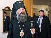 Архиепископ Екатеринбургский и Верхотурский Кирилл: Года через два епископы войдут в народную среду
