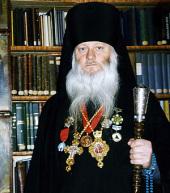 Алипий, архиепископ Краснолиманский, викарий Горловской епархии (Погребняк Василий Семенович)