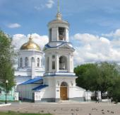 Покровский кафедральный собор г. Воронежа