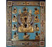Патриаршее послание по случаю принесения в Казахстан чудотворной Курской-Коренной иконы Божией Матери «Знамение»