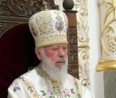 Украинская Православная Церковь молится о здравии своего Предстоятеля