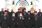 Избран епархиальный совет новообразованной Арсеньевской епархии
