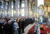 Патриаршее служение в Казанском соборе Петербурга. Хиротония архимандрита Адриана (Ульянова) во епископа Бежецкого