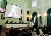 В Санкт-Петербурге состоялось совещание директоров православных общеобразовательных учреждений России