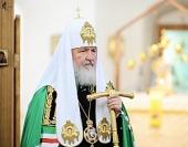 Святейший Патриарх Кирилл: Без монашеской жизни монастырские стены разрушаются, даже если о них заботятся опытные специалисты