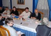 Создана рабочая группа по разработке концепции церковной работы с бездомными