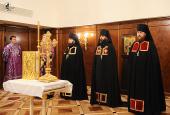 Состоялось наречение архимандрита Николая (Субботина) во епископа Бирского, викария Уфимской епархии