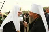 Начался Первосвятительский визит Святейшего Патриарха Кирилла в Черновицкую и Буковинскую епархию
