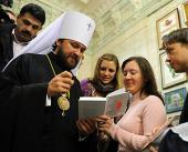 Ответы митрополита Волоколамского Илариона на вопросы слушателей Общедоступного православного лектория