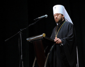 Митрополит Волоколамский Иларион: «Евхаристия ― сердцевина жизни христианина»