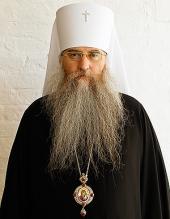 Лонгин, митрополит Саратовский и Вольский (Корчагин Владимир Сергеевич)